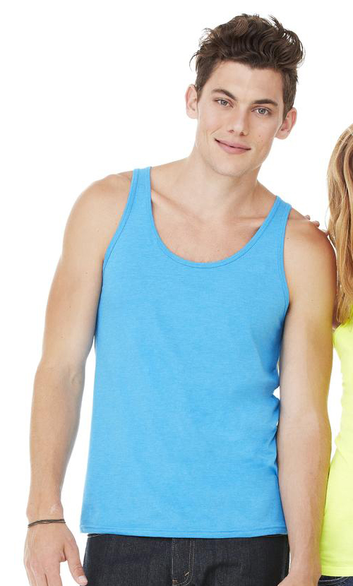 stampa Tank Top Unisex Jersey